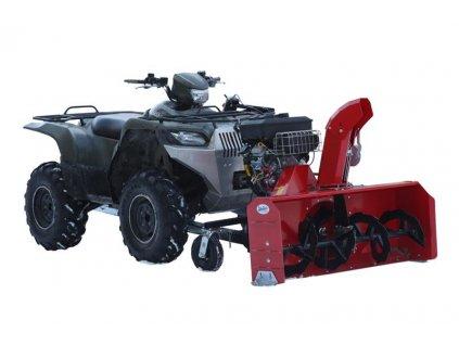 Sněhová fréza 1250 mm (motor 18hp Briggs & Stratton)