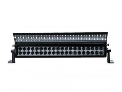 """Přídavné světlo SHARK LED LIGHT BAR, 6D WITH LED COVER, 21.5"""", 120W"""