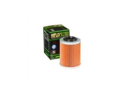 Olejový filtr Hilflo Filtro pro čtyřkolky STELS Guepard 650, 800 a 850