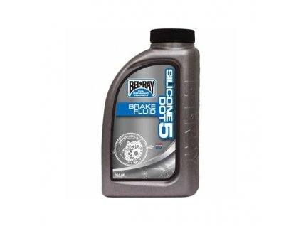 bel ray dot 5 brake fluid silicone 355ml