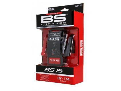 Nabíiečka baterií BS15 3