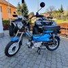 Moped mpKorado SUPERMAXI 50 EFI dvousedadlový - NOVINKA 2020