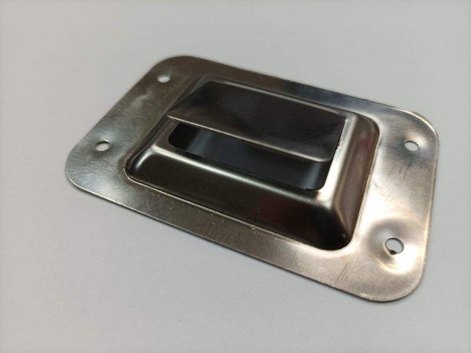 111-1004 Rámeček průzoru pro 6mm