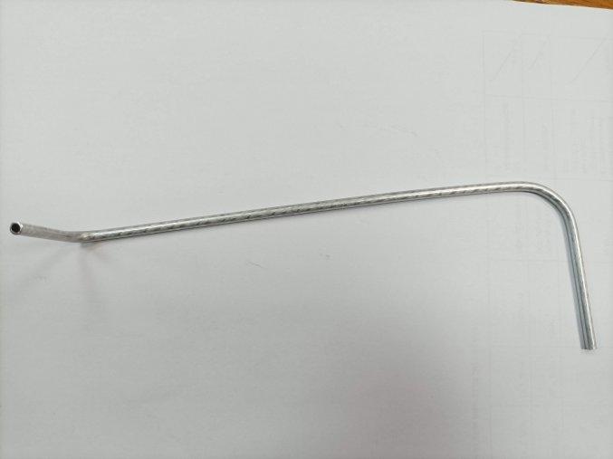 111-1020 Al-trubka k hořáčku