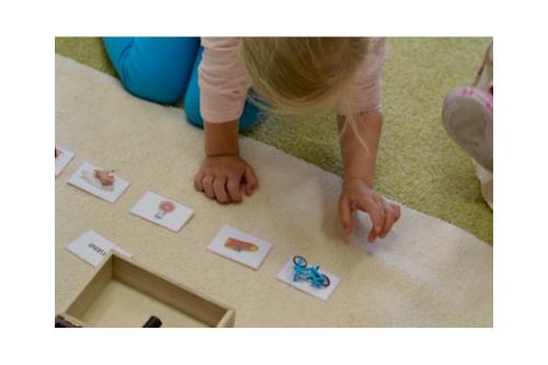 Materiály pro předškoláky od 3 do 6 let