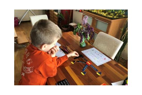 Materiály pro školáky od 6 do 12 let