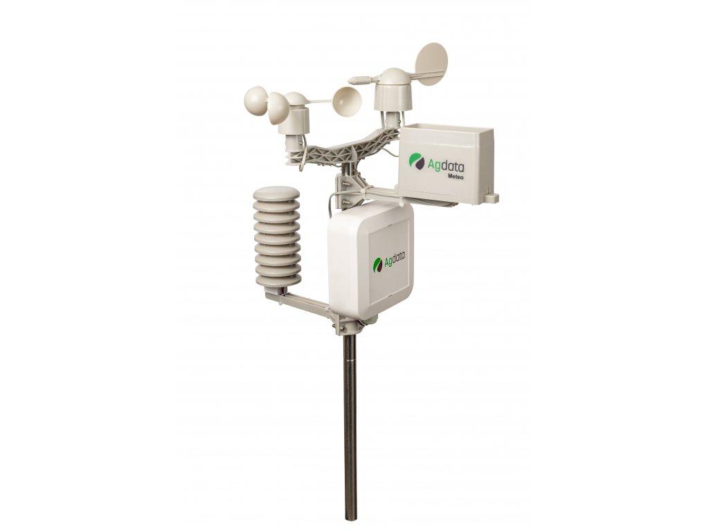 Agdata Meteo PRO II + senzor ovlhčení listu