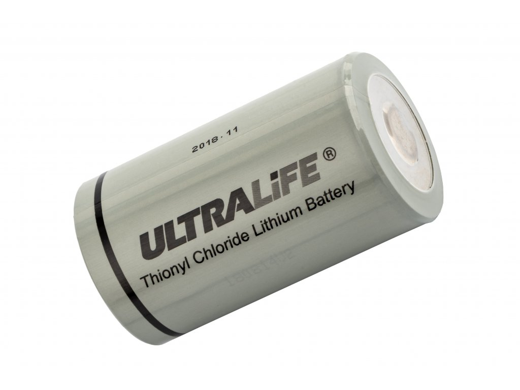 3.6V baterie