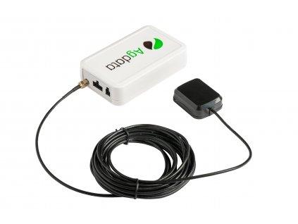 GPS X3 - pokročilá jednotka s identifikací obsluhy a agregací
