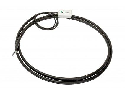 Rozšíření senzorového lana do sila 1-2 metry