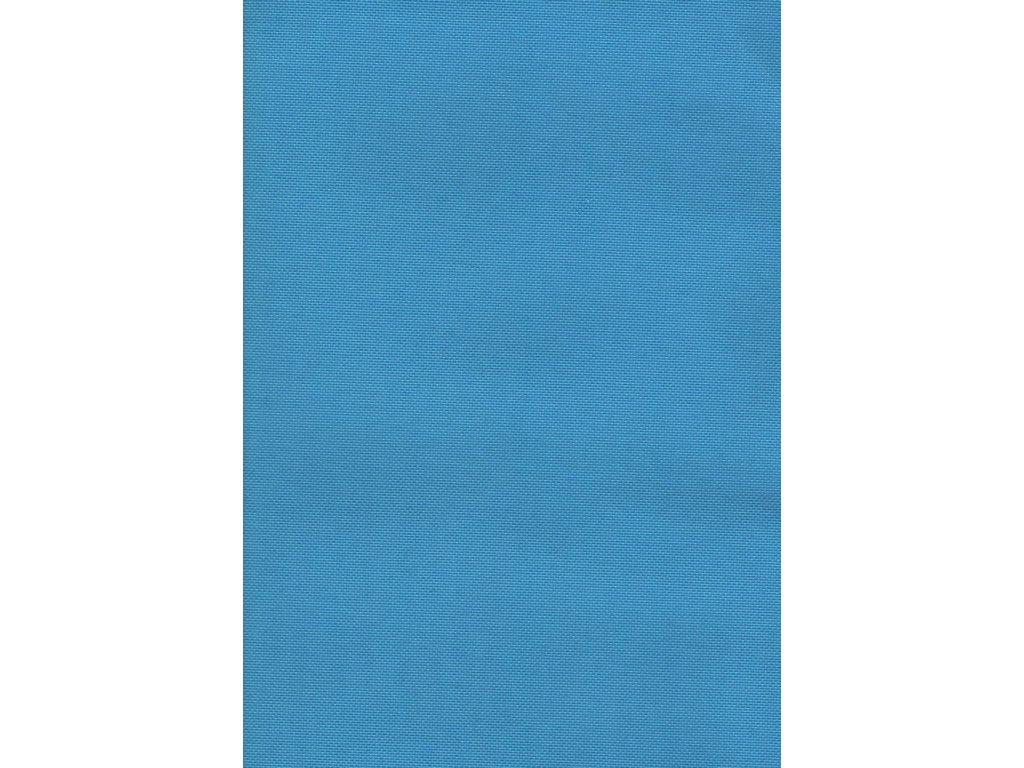 Lehátkovina tyrkysově modrá UNI 0026
