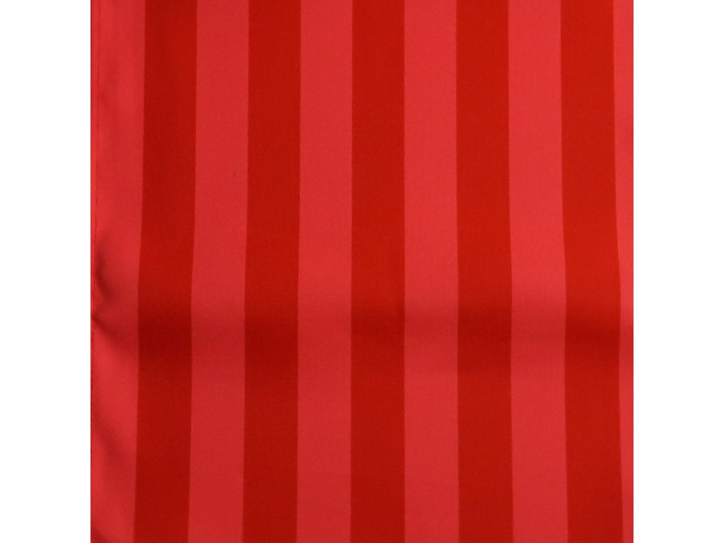 Lehátkovina pruh červeno-růžová šíře 45 cm