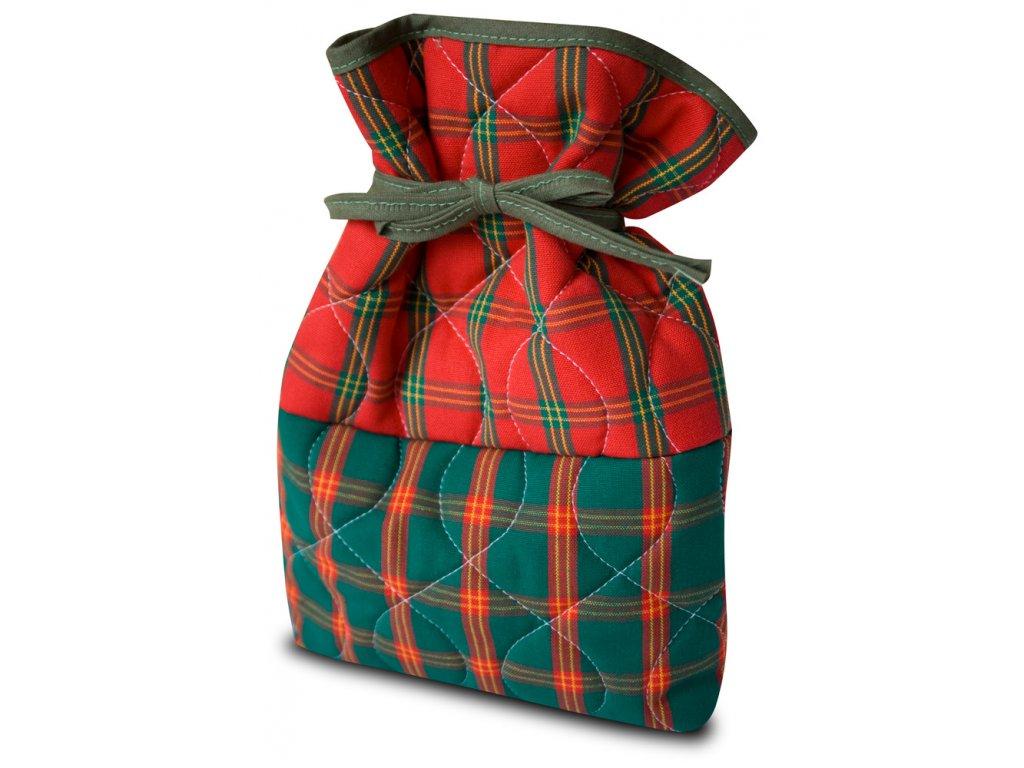 Vánoční nadílkový pytlíček