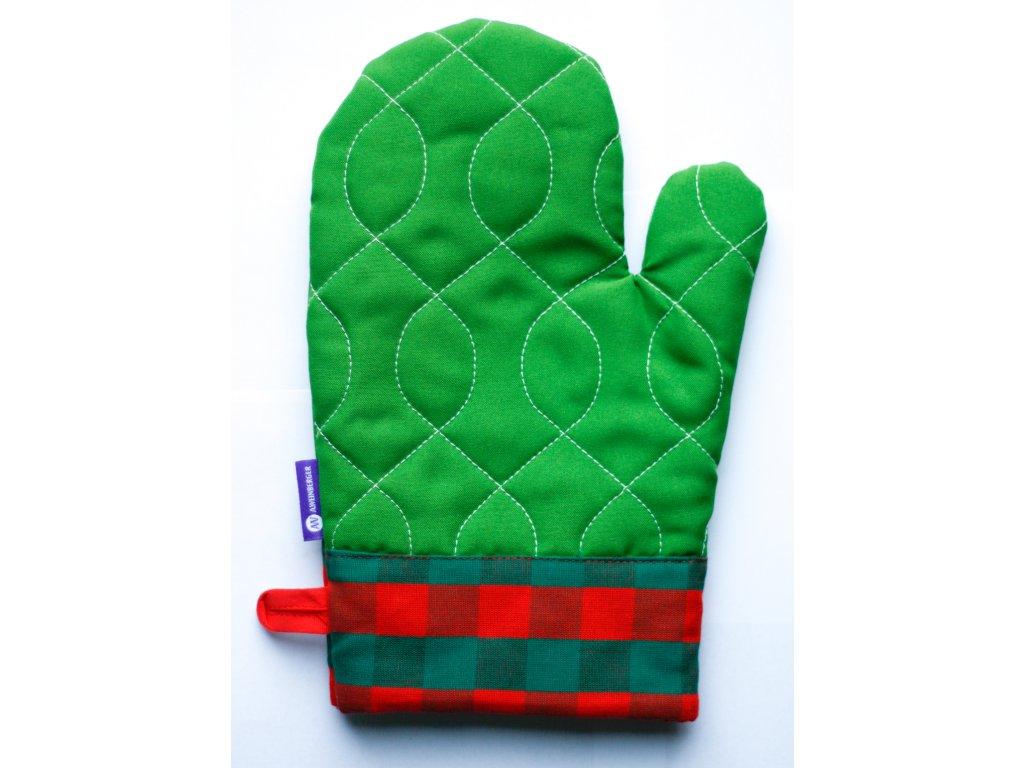 chnapka zelena kosticka 2