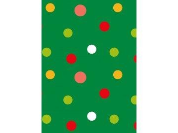 rw latky vzory puntiky zelena 0016 02 02