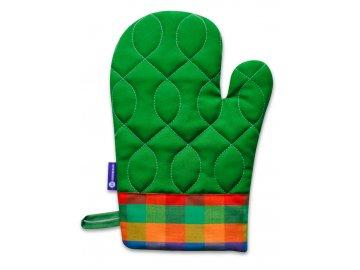 chnapka zelena kosticka