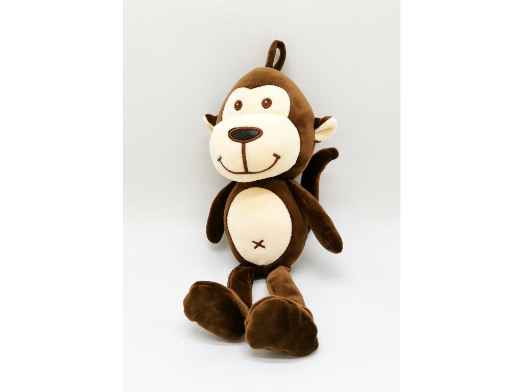 plyšová opička opice plyšák pro děti