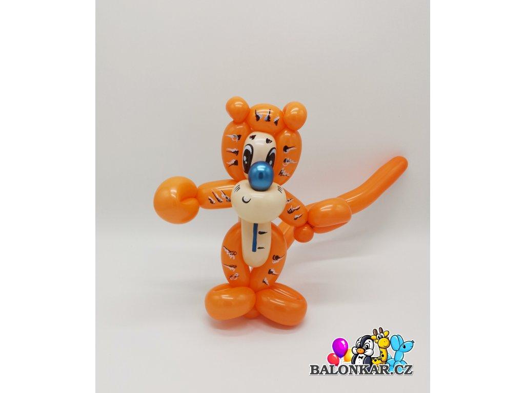 Balonek - Tygr