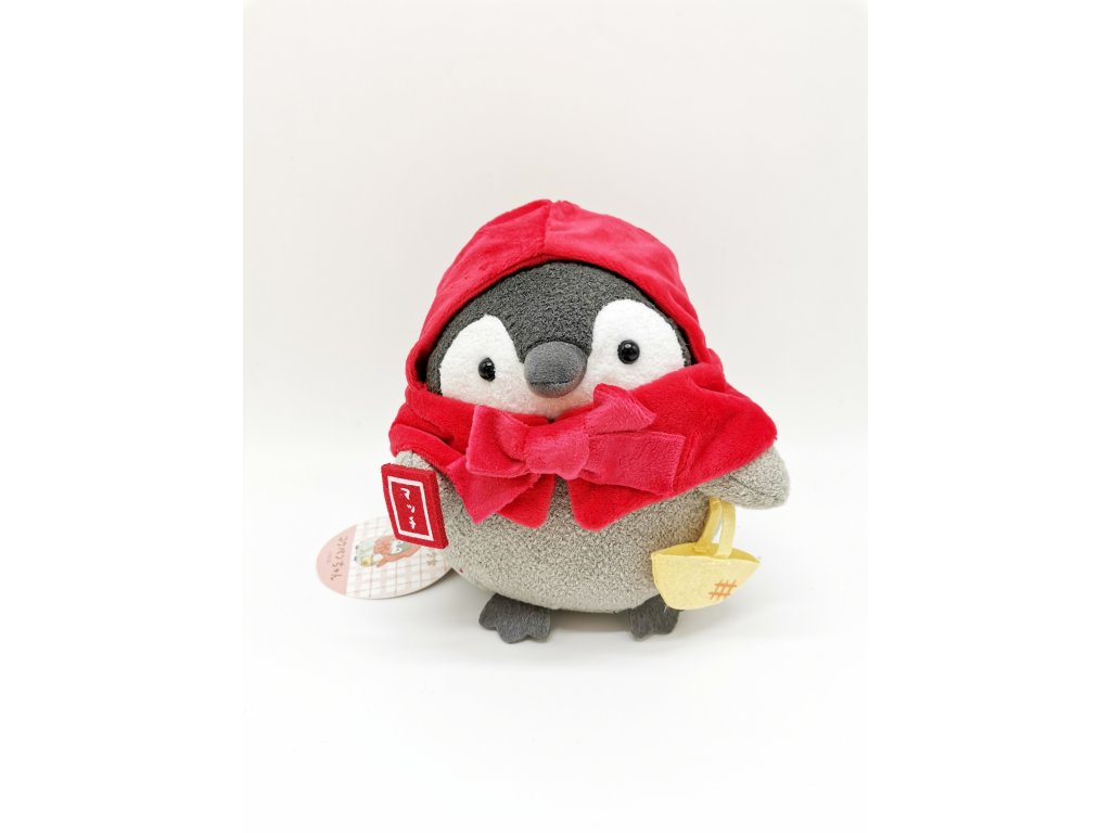 tučňák plyšák tučňáček pro děti dárek hračka (1)