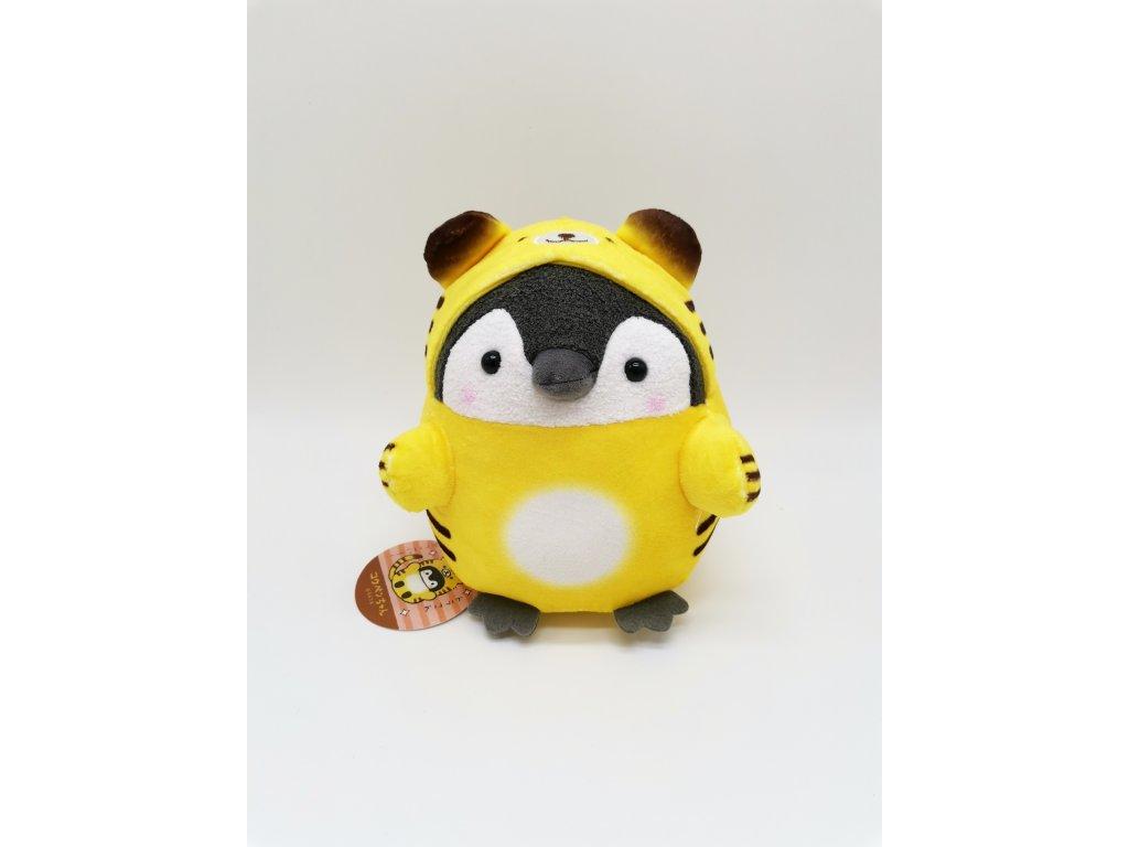 tučňák plyšák tučňáček pro děti dárek hračka (2)