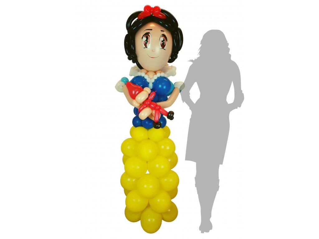 Balónek SNĚHURKA 170cm