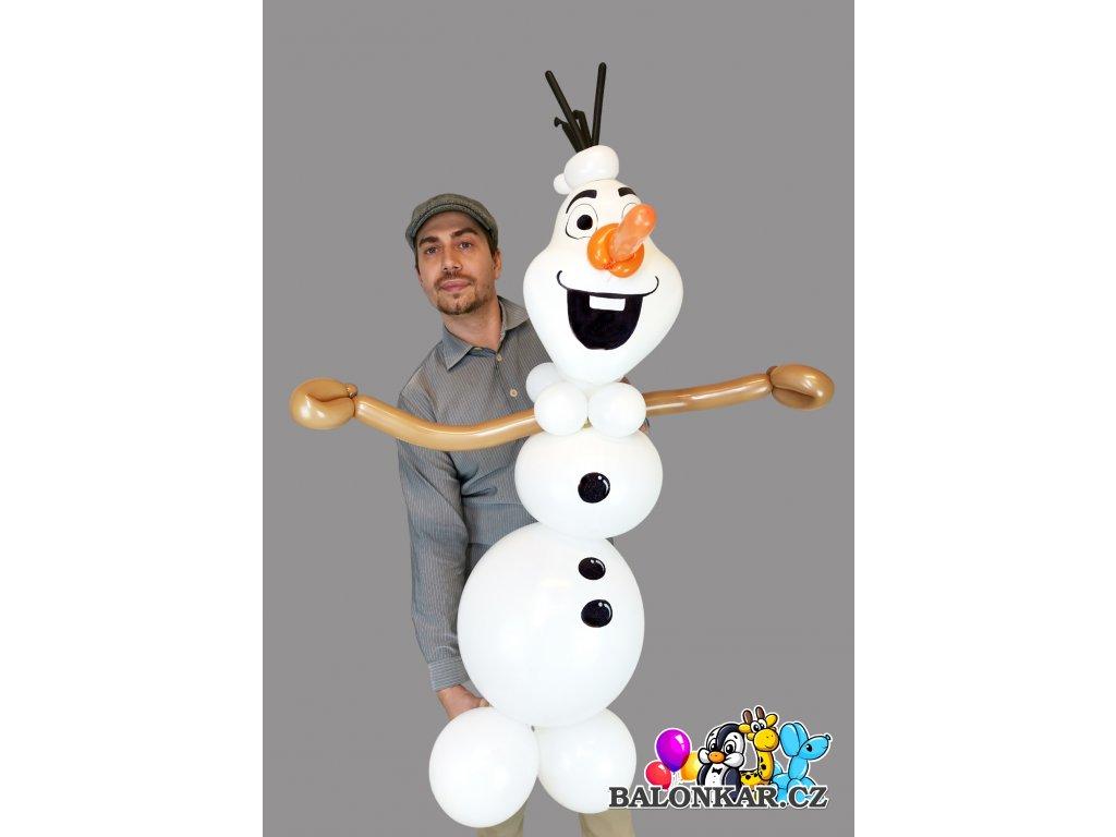 Ledové Království Olaf