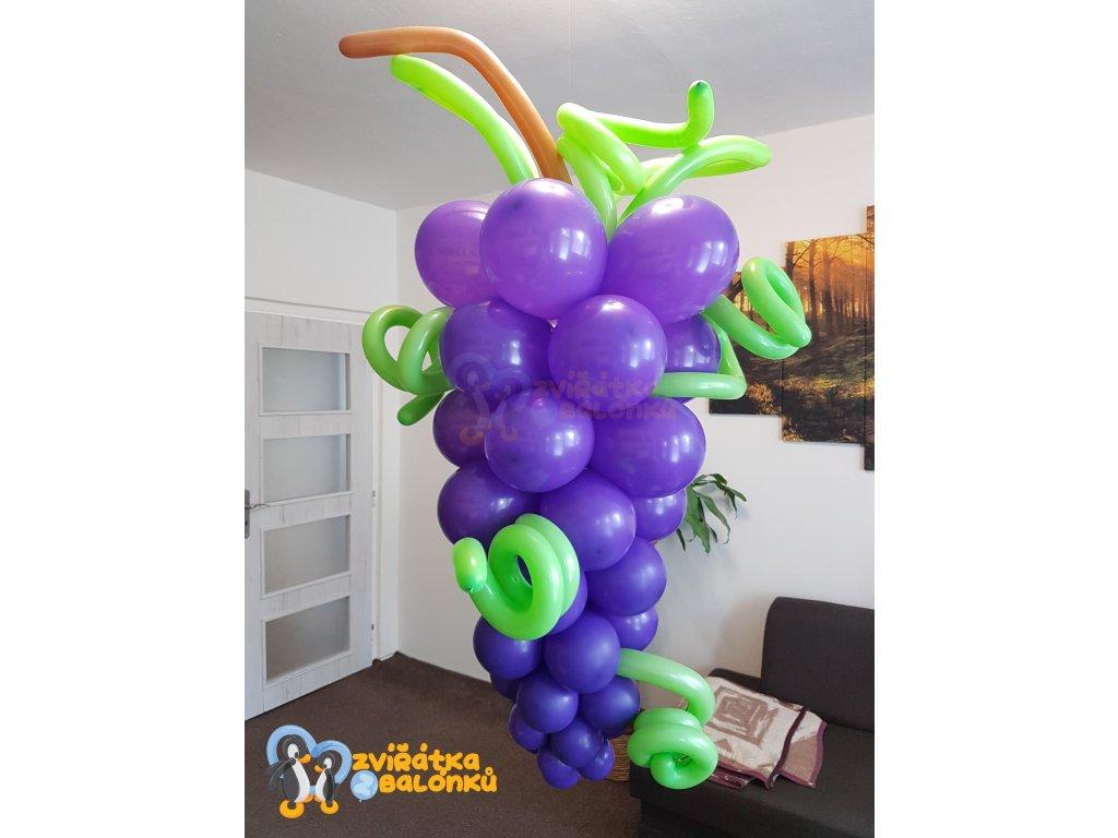 balónkové z bablónků dárek pro vinaře vinárna víno