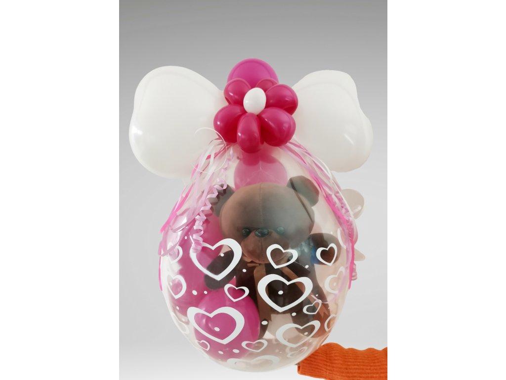 narozeninové balónky párty balónky dárek dárk z balónků (2)