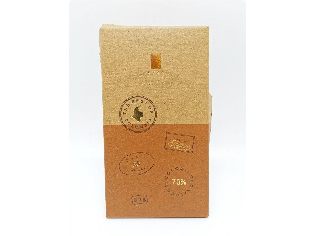 čokoláda lyra dárek dárky valentýn (6)