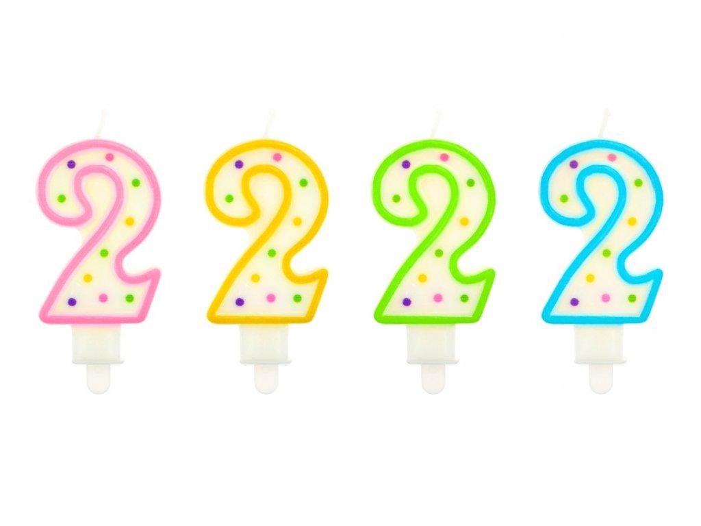 dortová svíčka na dort narozeninová svíčky (1)