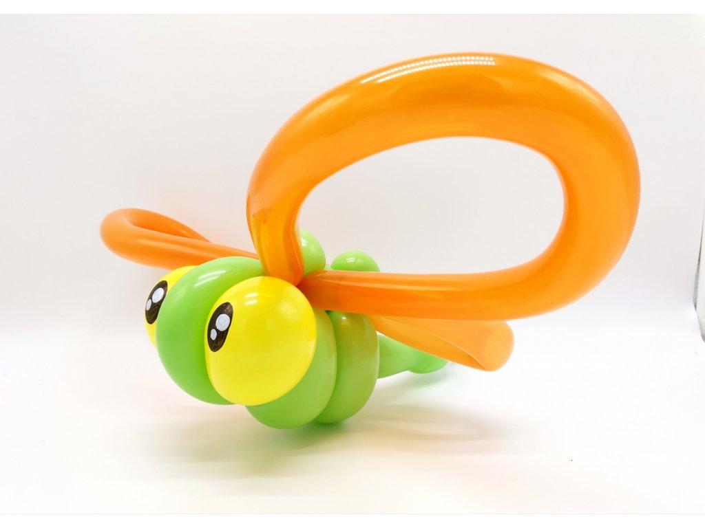 balónková vážka z balónků hračka pro děti dárek (2)