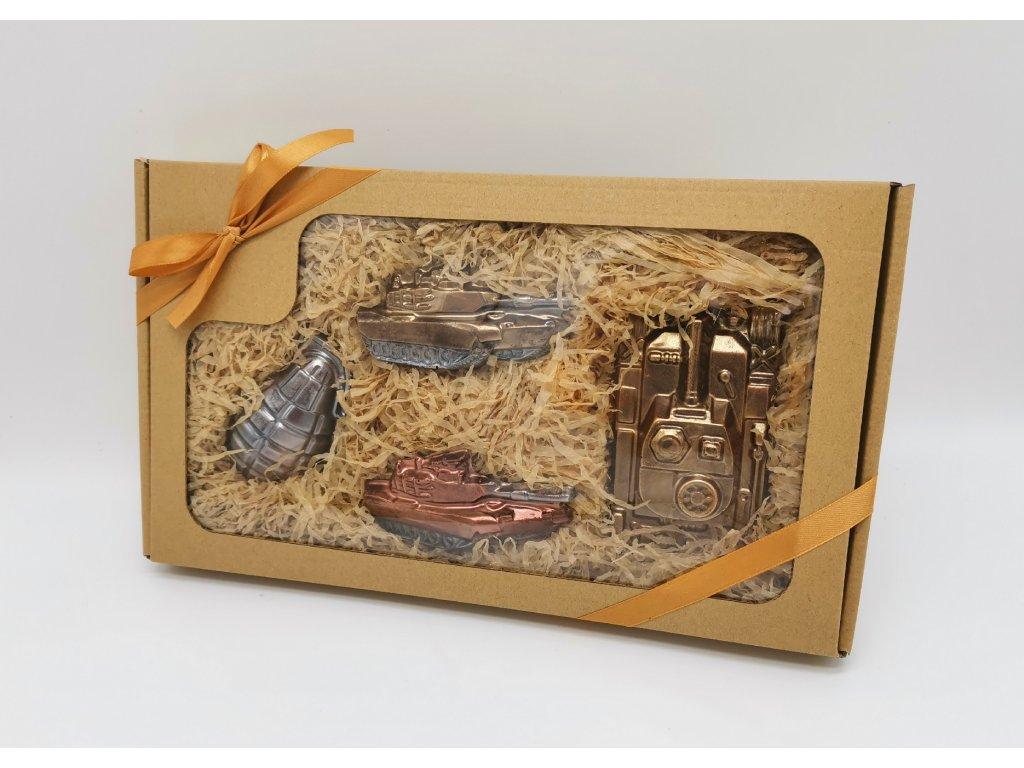 čokoládové nářadí čokoláda dárek pro něj ni dárky valentýn (2)