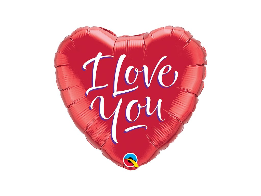 balonky narozeninové párty srdce valentýn dárky dárek (2)