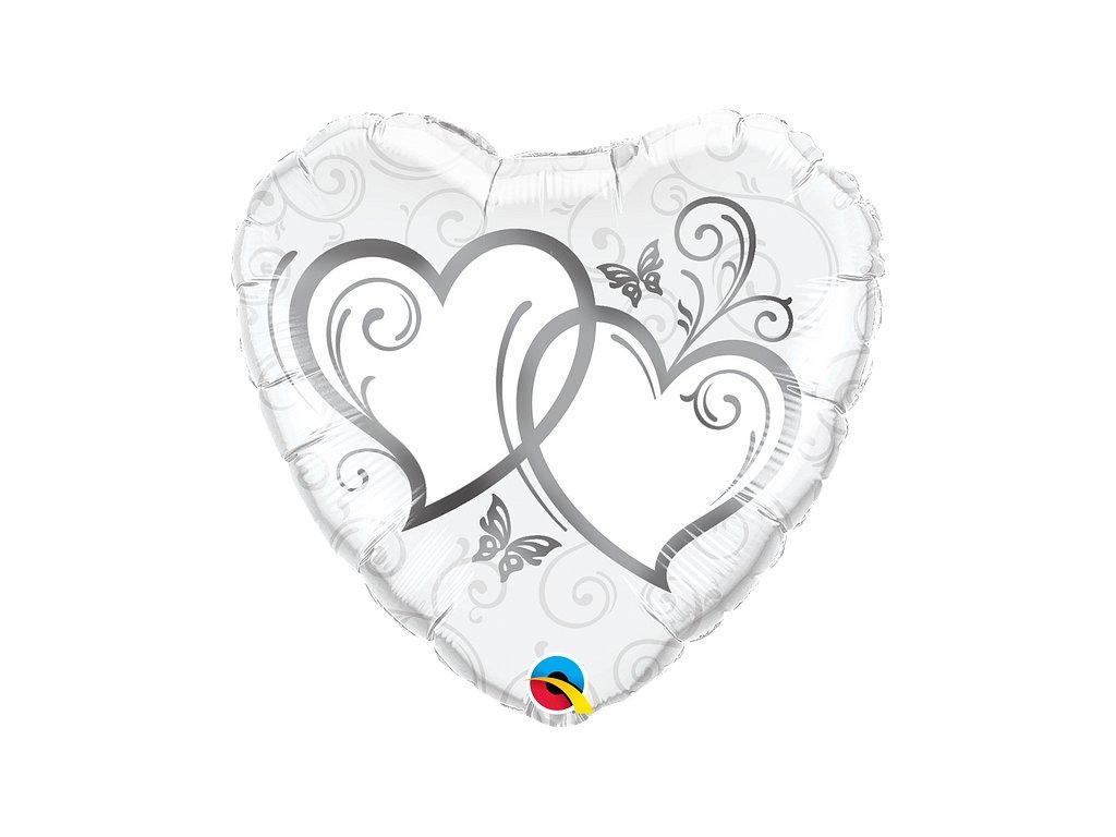 balonky narozeninové párty srdce valentýn dárky dárek svatební svatba dekorace vázdoba (1)