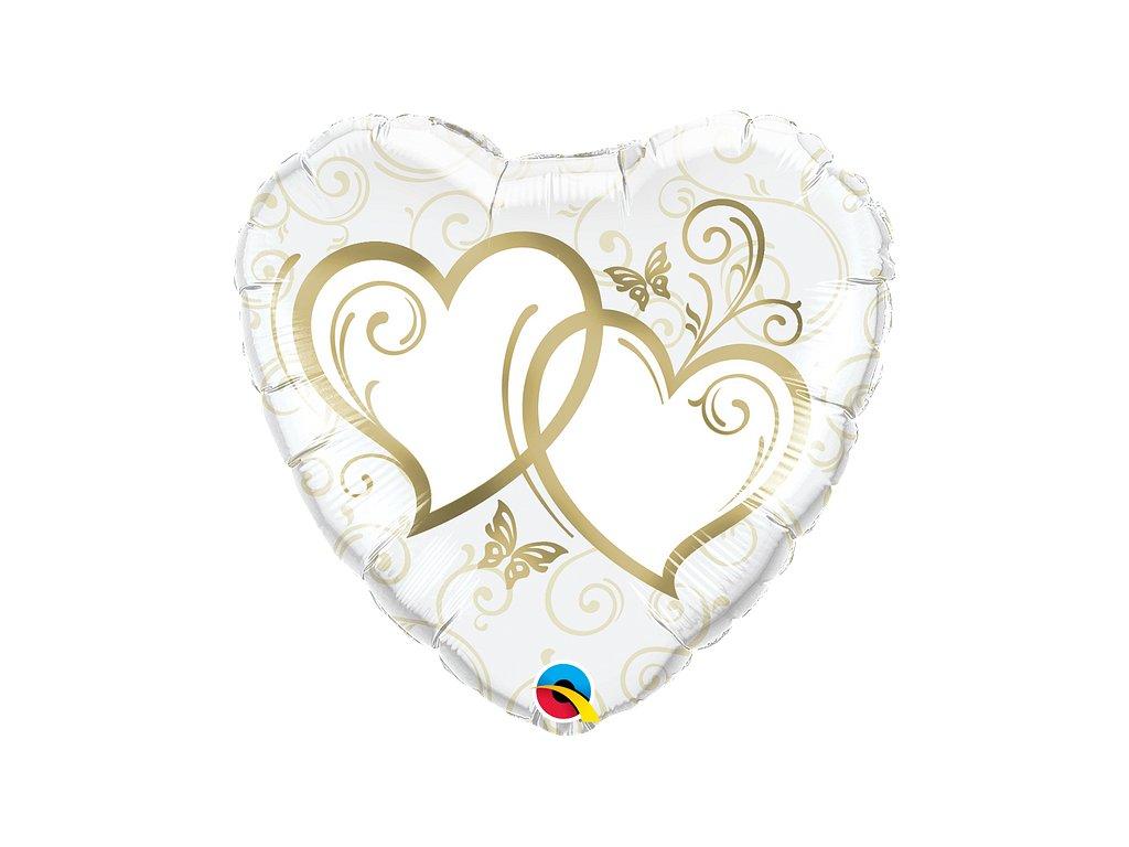 balonky narozeninové párty srdce valentýn dárky dárek svatební svatba dekorace vázdoba (2)