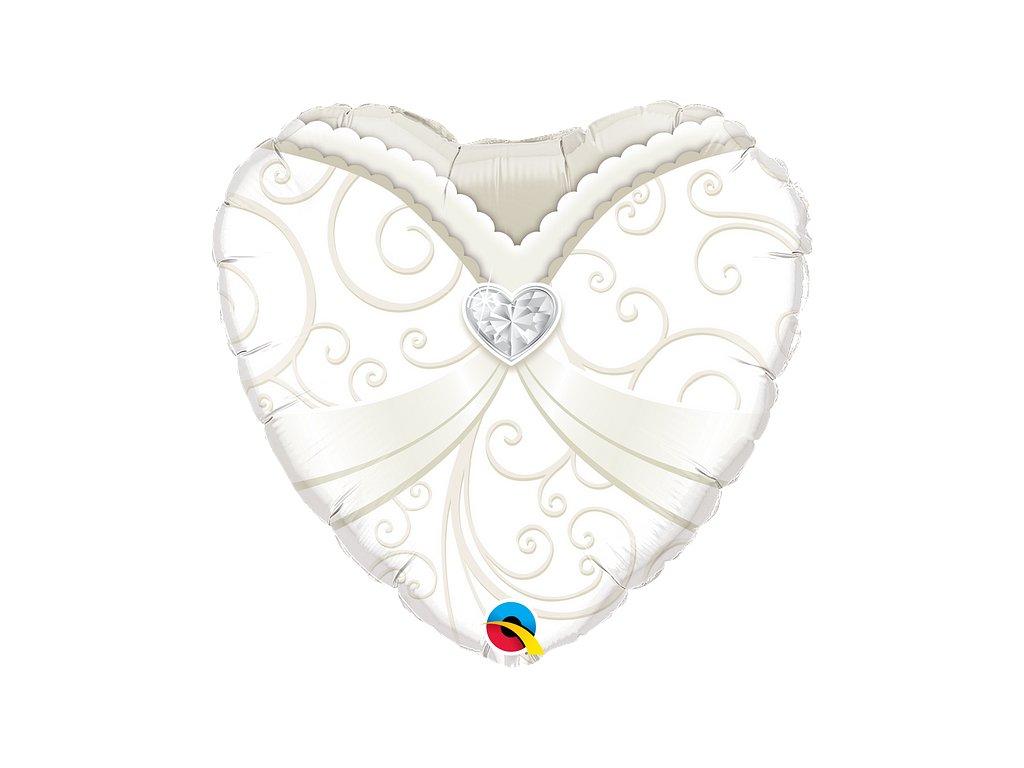 balonky narozeninové párty srdce valentýn dárky dárek zásnubní prsten prstýnek svatevní svatba šaty svatební