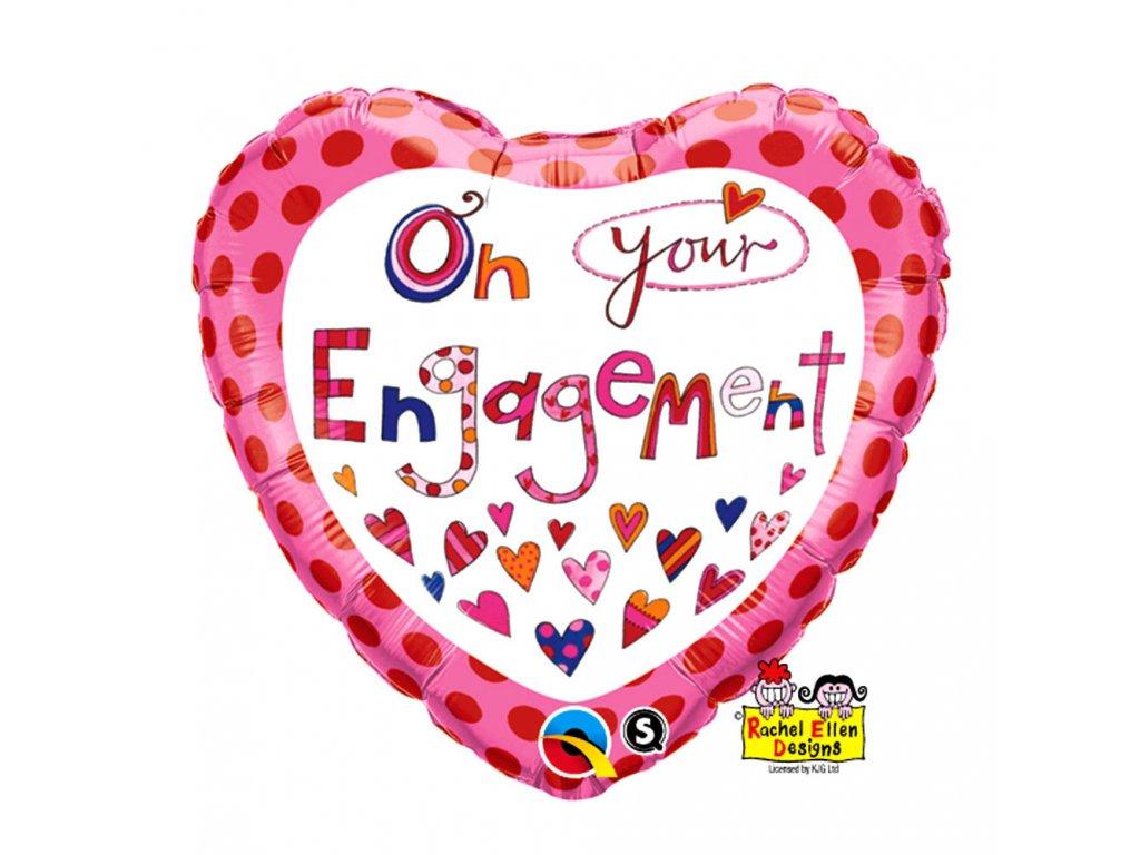 balonky narozeninové párty srdce valentýn dárky dárek i love you zásnuby dekorace svatební