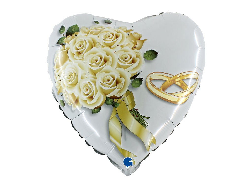 balonky narozeninové párty srdce valentýn dárky dárek svatební svatba