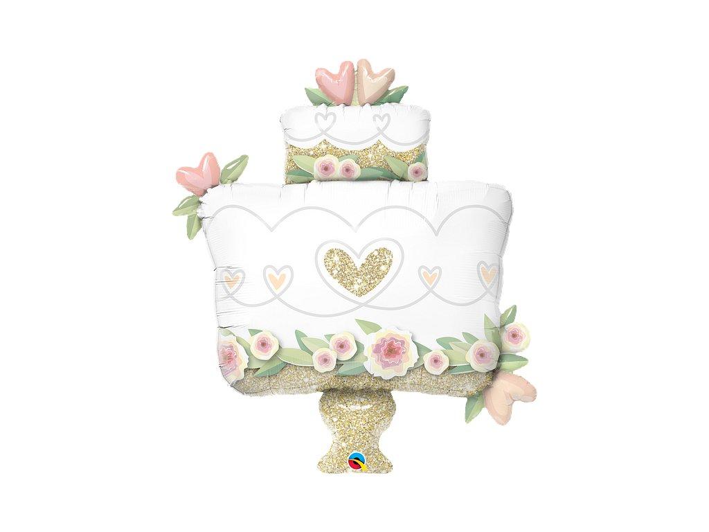 balonky narozeninové párty srdce valentýn dárky dárek best day ever svatební dekorace výzdoba svatna paní pán novomanželé svatební dort