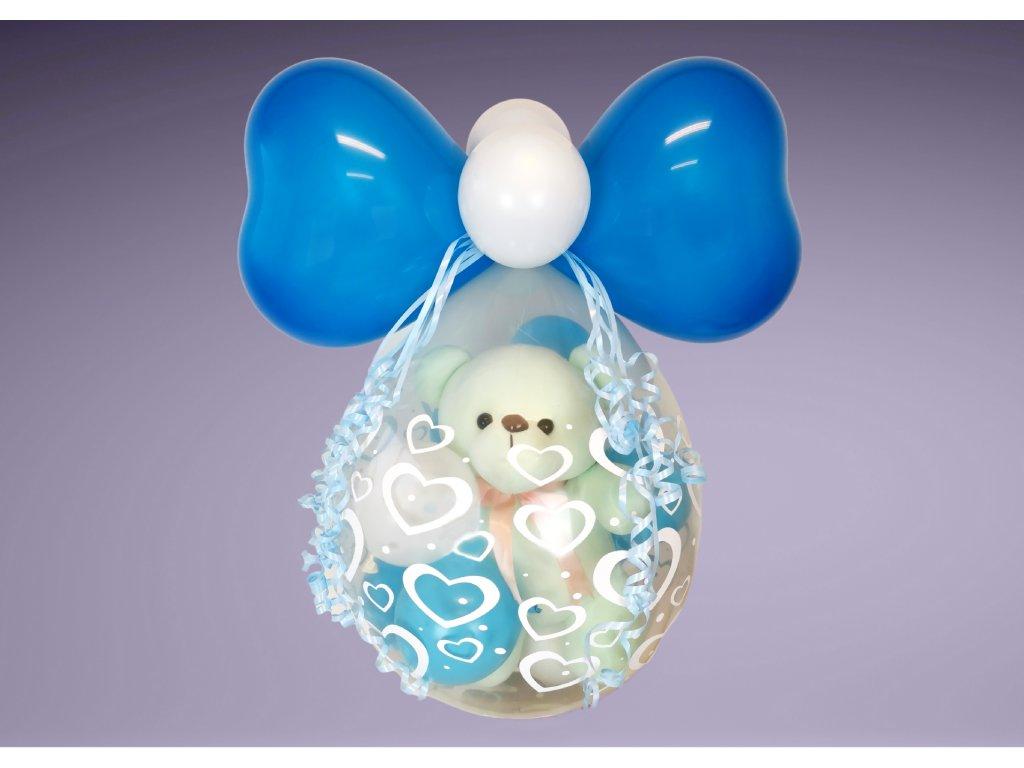 párty balónek narozeninové balónky pro deti dárek dárky plyšák medvídek (2)