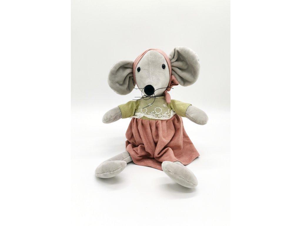 tučňák plyšák tučňáček pro děti dárek hračka myš myšák myšička