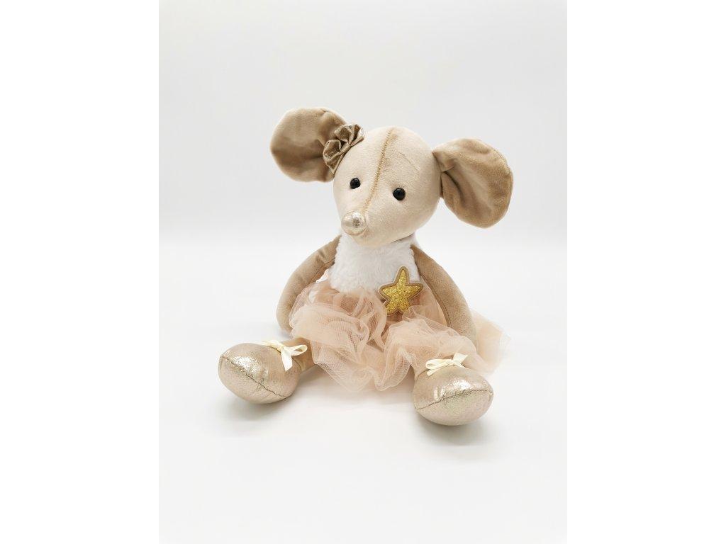 myš myšička myšák myšáček dárek dárky pro děti s dětmi narozeninové párty balonky plyšák plyšáček plyšáčci (2)