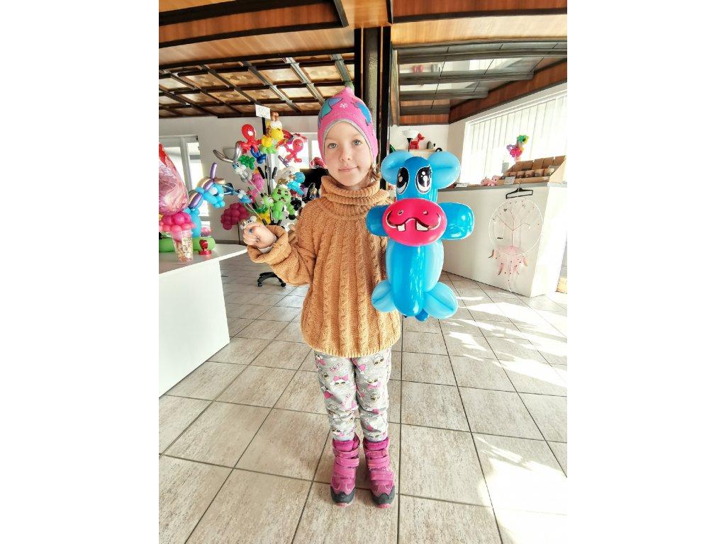 hroch hrošík balonky balonků narozeninové párty pro děti s dětmi (1)