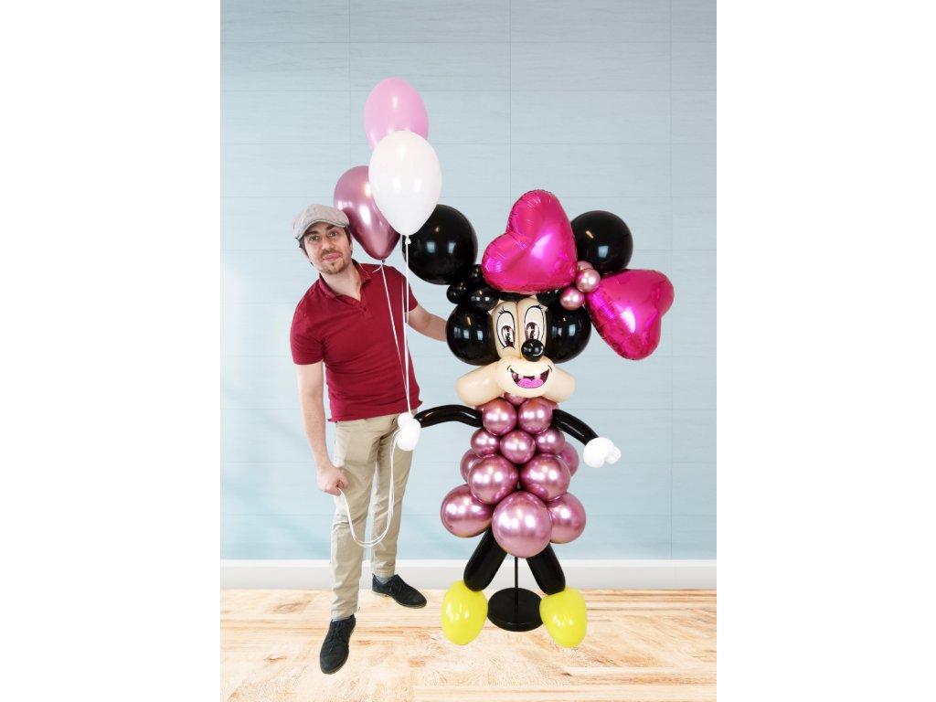 minnie myška mickey mouse narozeniny narozeninové párty oslava pro děti výzdoba dekorace (3)