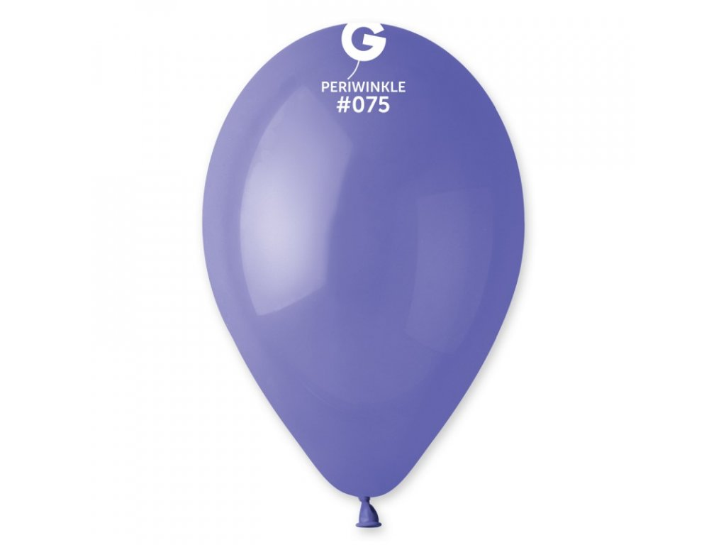 Periwinkle balonek
