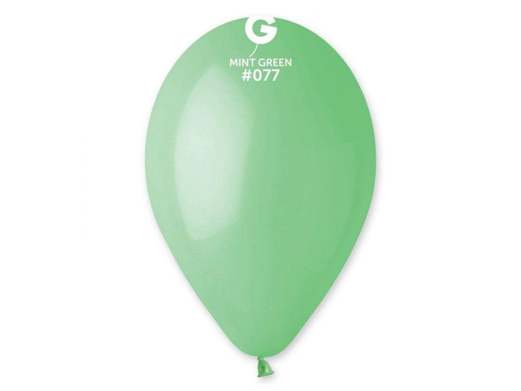 mátový balonek