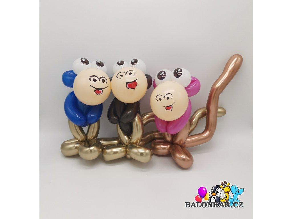 Balonek - Drzá opička