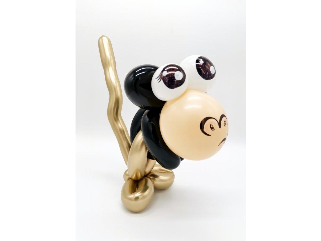 Mickey Mouse myška minnie dárek pro děti hračka z balónků balónky opice opička monkey narozeninové párty balonky (1)