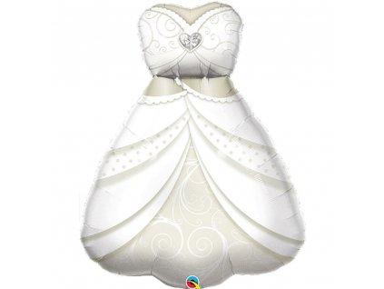 balonky narozeninové párty srdce valentýn dárky dárek best day ever svatební dekorace výzdoba šaty nevěsty svatební nevěsta