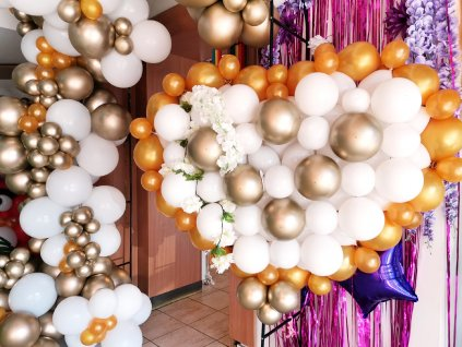 Srdce heart balonky narozeninové party dekorace oslava z lasky zamilovane balloons balloon girlanda oslava narozeniny svatba svatební